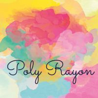 Poly Rayon Spandex