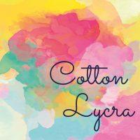 Cotton Lycras