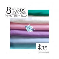 Mixed Knit MYSTERY CLEARANCE BOX - (8-10 yards)