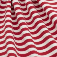 Red/White Stripes Ponte de Roma