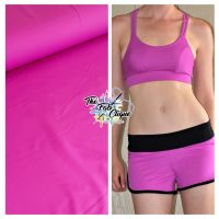 Solid Orchid Yoga/Athletic Knit 250gsm