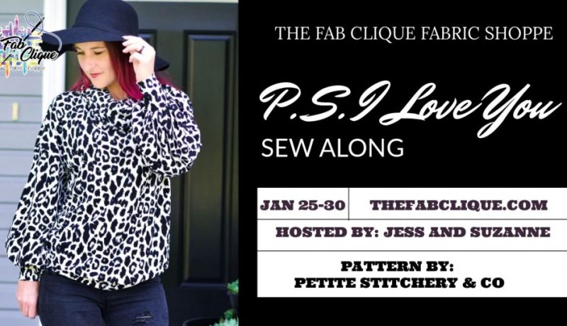 sew along with PSILY